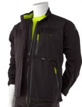Imhoff Mid Layer Jacket Sort