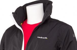 Imhoff Herre Harbour Jacket sort