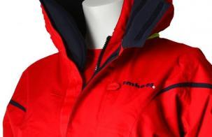 Imhoff Ladies Coastal Jacket Rød