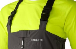 Imhoff Offshore sejlerbukser sort
